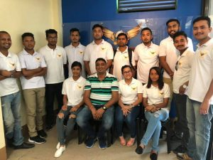 Our new Pilot Training students in the Philippines (Royhle Flight Training Academy)