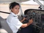 NorthFACE Nepal Pilot Training Women Pilot